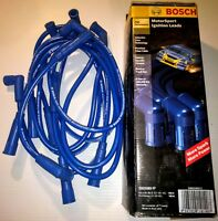BOSCH B6098HP BLUE High Performance Ignition Leads Set Fit FALCON EA EB ED 4.0L