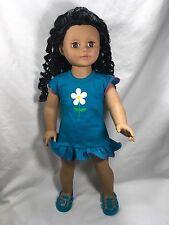"Madame Alexander 18"" Doll With Black Wig"