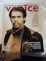 Los Angeles Arts & Entertainment Magazine VENICE Jerry Bruckheimer June 01  B18