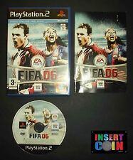 JUEGO FIFA 06   PLAYSTATION 2 PAL ESPAÑA   PS1 PS2 PS3