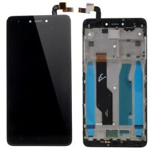 BEST2MOVIL 09030477A Pantalla LCD Completa de Repuesto para Xiaomi Redmi Note 4X - Negro Mate