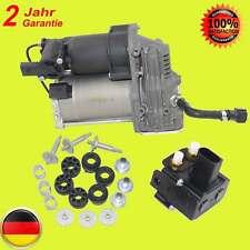 Bomba de compresor de suspensión de aire Para BMW X5 E70 X6 E71 E72