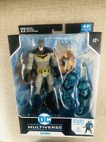 DC Multiverse DARK NIGHTS METAL BATMAN 7 Inch McFarlane MERCILESS BAF