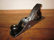"Vintage Stanley No 10 Type 8 (1899-02) ""B"" Casting Carriage Woodworking Plane"