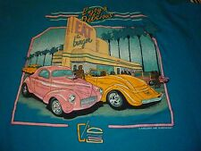 Eat A Burger Vintage Shirt ( Used Size XL ) Very Good Condition!!!
