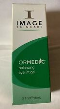 Image Skincare Ormedic Balancing Eye Lift Gel 0.5oz NIB