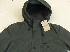 Neuf chevignon vintage décontracté manteau veste parka L - DELTA GRIS