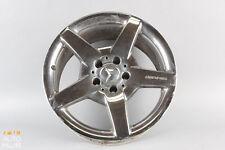 "Mercedes W209 CLK350 SLK350 SLK55 AMG 8.5 X R17 17"" Rear Wheel Rim Chrome OEM #4"
