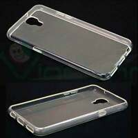 Custodia cover JELLY trasparente per LG X SCREEN K500N flessibile TPU Xscreen