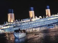 TITANIC ( 1997 ) Movie 15 -  35 mm  FILM CELL STRIPS = 75 FILM CELLS *