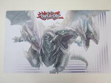 Blue-Eyes Ultimate Dragon YuGiOh Custom Playmat TCG DIY Mat