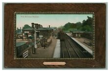 OTLEY railway station - Yorkshire-PP-a26 26a