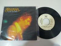 "Santana You Know Yhat i Love You 1979 Promocional CBS - Single Vinilo 7"" VG/VG"