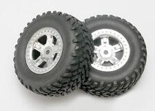 TRAXXAS pneumatici su cerchioni 1:16 Slash-trx7073