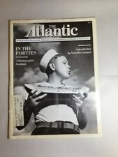 The Atlantic January 1983 Issue