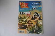 VAE VICTIS ISSUE 39 - KIPPOUR 73 WARGAME MAGAZINE