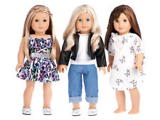 Ultimate Doll Playset - Doll Clothes for 18 inch American Girl Dolls - 6 Pieces