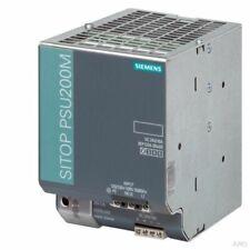 SIEMENS SITOP PSU200M SITOP 6EP1334-3BA10 24VDC 10A power supply