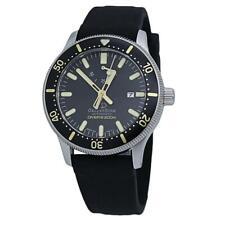 Orient Star Re-au0303b00b Automatic Black Rubber Strap Diver Men's Watch