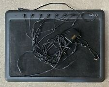 SKB PS-8 8-Port 9VDC Powered Pedal Board Black with Carry Case