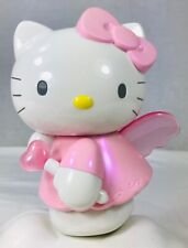 Hello Kitty Angel in Clouds Telephone Pink White Landline Phone Cord AC Adaptor