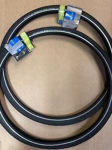 Pair Schwalbe 700 X 40c  Road Cruiser Tyres