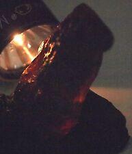 Tourmaline orange brown-crystal-specimen-termination,TO-B36,38.6ct, 26x17x10mm