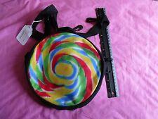 Swirl Lollipop Backpack Purse