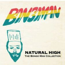 NATURAL HIGH THE BONGOMAN COLLECTION STUDIO ONE (2 x  LP UK SELLER)