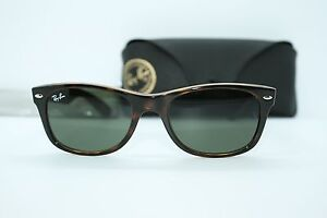 Brand New Unisex Ray-Ban New Wayafer Sunglasses Ray-Ban Sunglasses Case RB2132