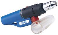 Cordless Flameless Gas Blow Torch Hot Air Heat Gun Soldering Electronics Tubing