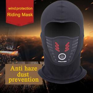 Balaclava Hood Ninja Motorcycle Hunting Military Tactical Gear Full Face Mask