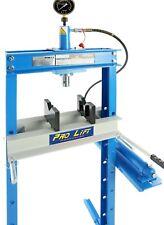 Werkstattpresse Hydraulikpresse 12t Handhebel Rahmen geschraubt SP12HHJ 00013