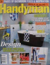 Australian Handyman Magazine September 2016 Bathroom Fixes & Inspirations