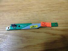 Original Dell Inspiron 1501 Laptop Power Button Board DA0FX2THAC0 REV: C