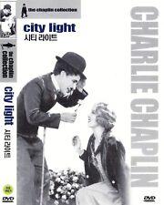 City Lights (1931) Charlie Chaplin / Virginia Cherrill Dvd New *Fast Shipping*