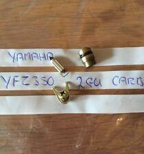 Yamaha YFZ350 Banshee, Fuel needle valve with seat and holder , 2GU