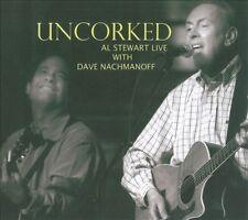 DAVE NACHMANOFF/AL STEWART - UNCORKED: AL STEWART LIVE WITH DAVE NACHMANOFF [DIG