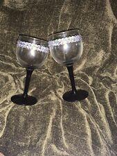 Wedding, Bride And Groom Toasting Glasses,