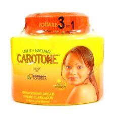 carotone cream brightening 330ml dsp10 11fl.oz 1fl light & natural collagene 4