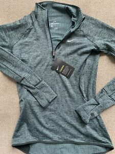 Nike Therma Sphere Running Pullover - Women's XS Extra Small ~ $90.00 922459 392