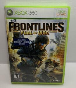 Frontlines  Fuel of War  Microsoft Xbox 360  2008  Complete