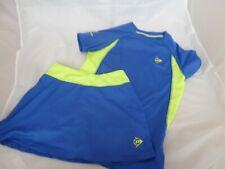 Dunlop Girls Tennis outift skorts + top t-shirt size 140-152 cm = 10-12 years