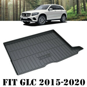 Heavy Duty Cargo Mat Boot Liner Luggage Tray for Mercedes-Benz GLC 2015-2021