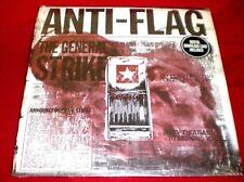 Anti-Flag .. The General Strike- , NEW & SEALED VINYL LP - oop