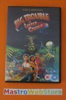 BIG TROUBLE IN LITTLE CHINA - 1986 - Edizione Regno Unito no ITA - DVD [dv19]