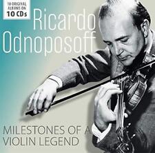 Ricardo Odnoposoff - Milestones Of Legends (NEW 10CD)