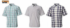 Dickies Short Sleeve 100% Cotton Casual Shirts for Men