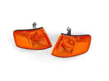 AMBER JDM SPEC DEPO FRONT CORNER LIGHTS FIT FOR 1990-1991 Honda CRX CR-X EF Si