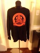 NEW Detroit Tigers MENS L LARGE Thermal Shirt Jacket True Fan Ground Crew 39NV
